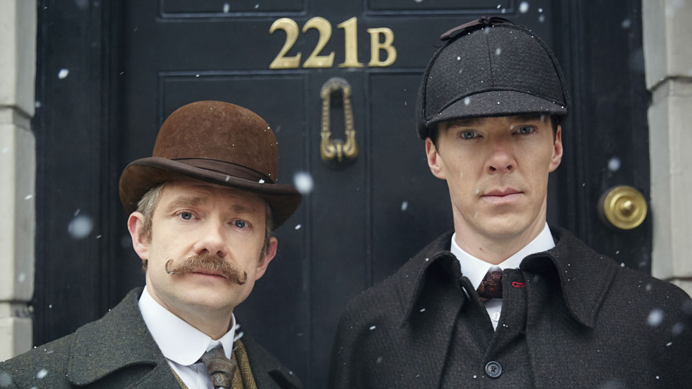 Sherlock Makers Are Working On A New Doctor Zhivago Mini