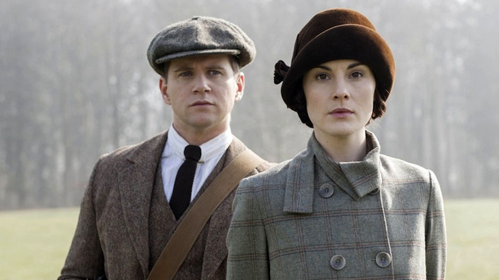 Downton' writer admits he considered pairing Lady Mary with Tom - British Period Dramas
