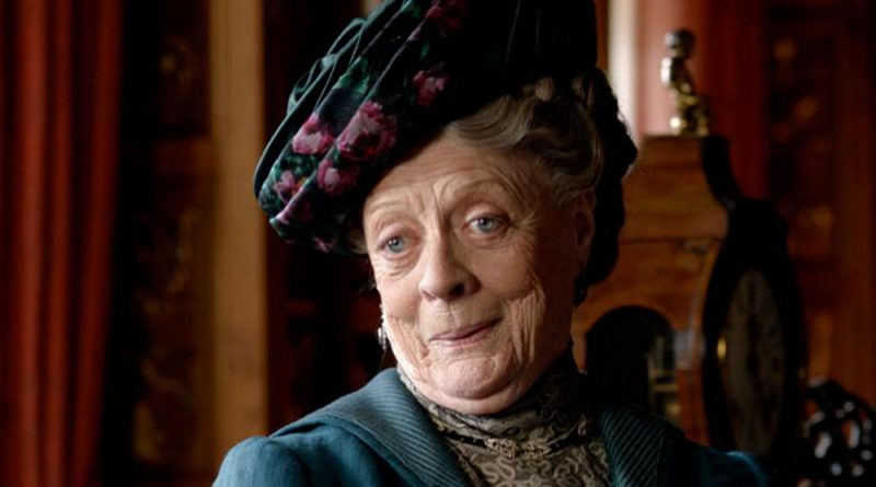 Image result for maggie smith downton abbey