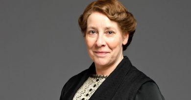 Phyllis Logan interview: 'Downton' star on joining new season of 'Guilt'