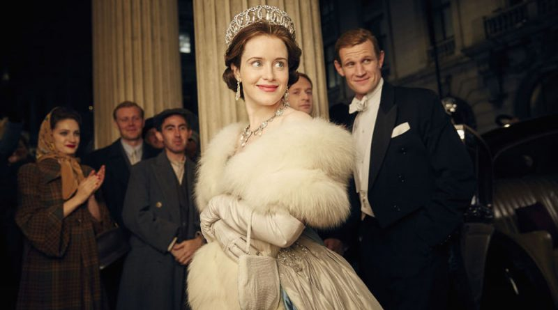 12 of the best TV drama series about the British royal