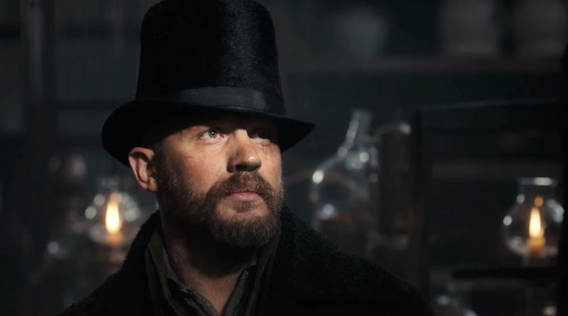 Tom Hardy and the makers of 'Taboo' are