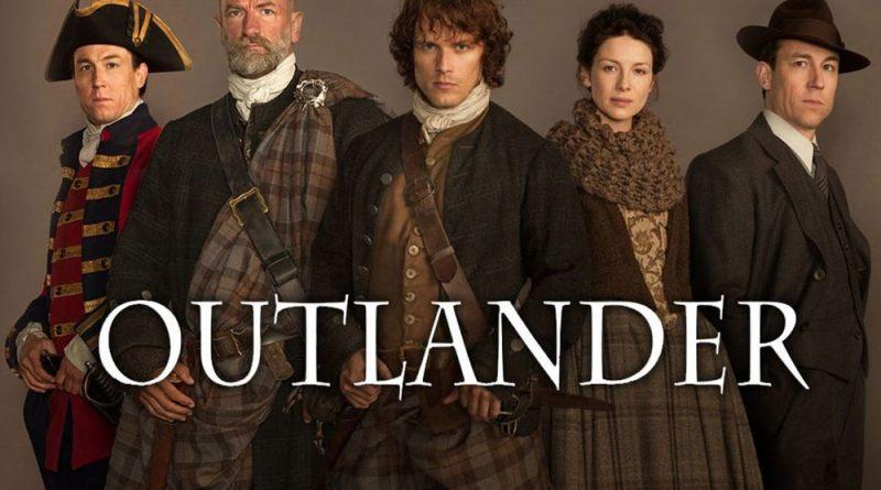 Outlander new cast members