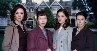 The Bletchley Circle' is coming back - 4 years after it was