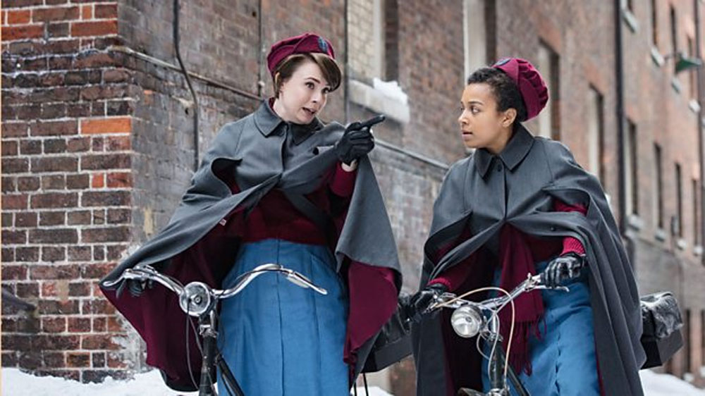 call the midwife christmas special 2017 synopsis