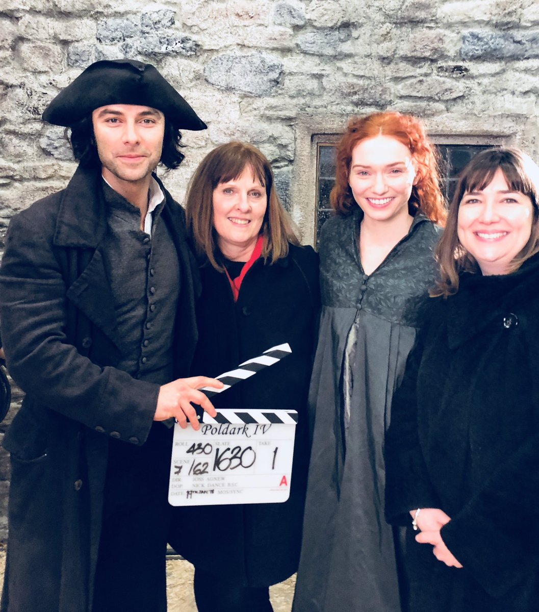 The 'Poldark' Cast Have Finished Filming Season 4