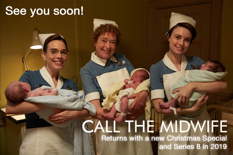 Call The Midwife Christmas 2019.Will There Be Another Season Of Call The Midwife