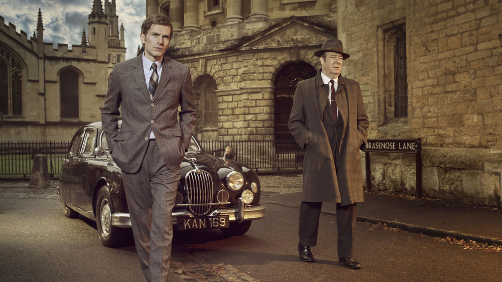 Where is 'Endeavour' filmed? - British Period Dramas
