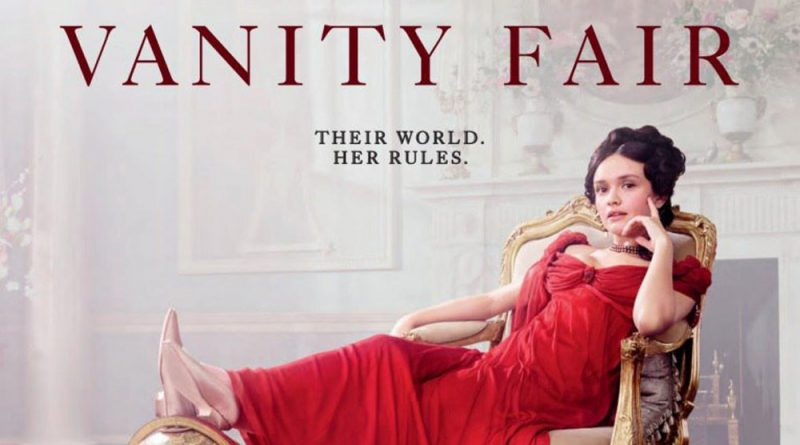 Watch The First Trailer For New Vanity Fair Mini Series From The Makers Of Poldark British