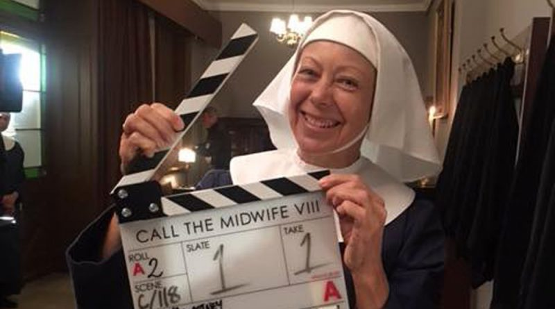 The new season of 'Call the Midwife' has finished filming!