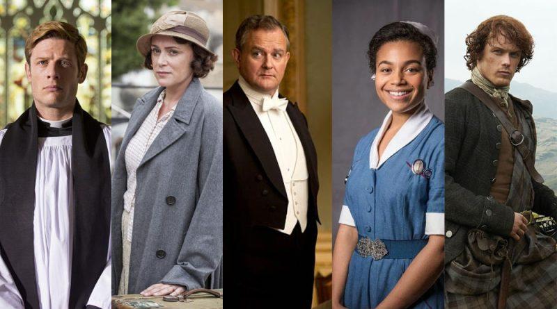 Top 25 British period drama TV series of the decade so far