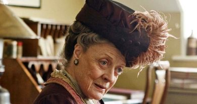 Watch a hilarious compilation of Lady Violet's best moments in 'Downton Abbey'