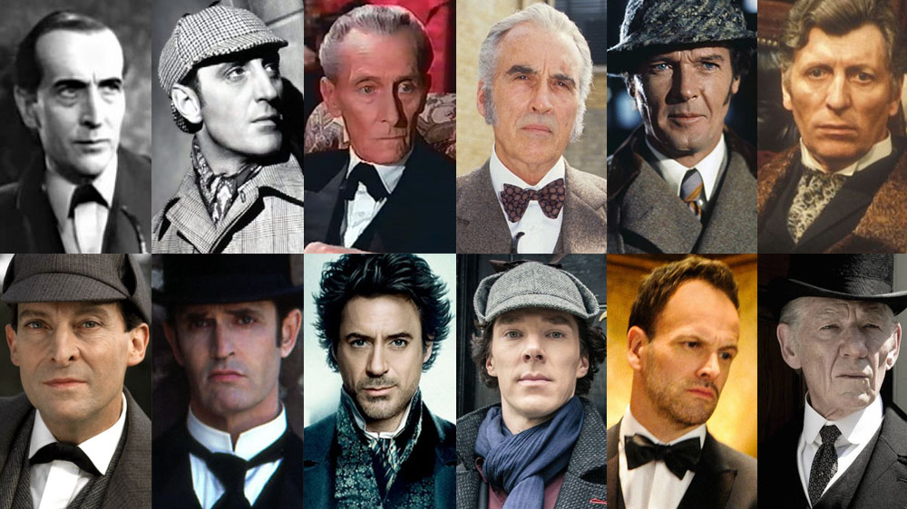 The best ever Sherlock Holmes actor has been revealed – as voted by you! -  British Period Dramas