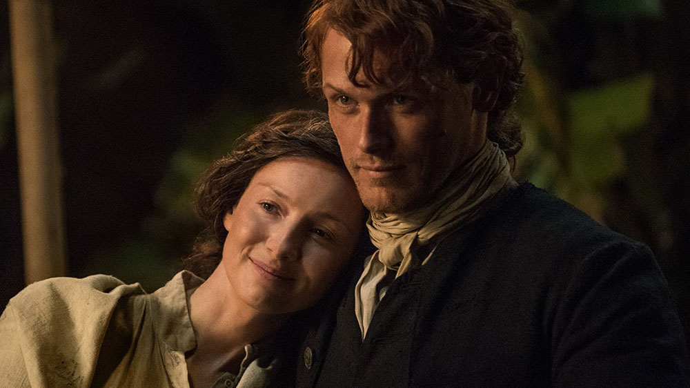 Outlander' creator thinks Sam Heughan should be the next James Bond