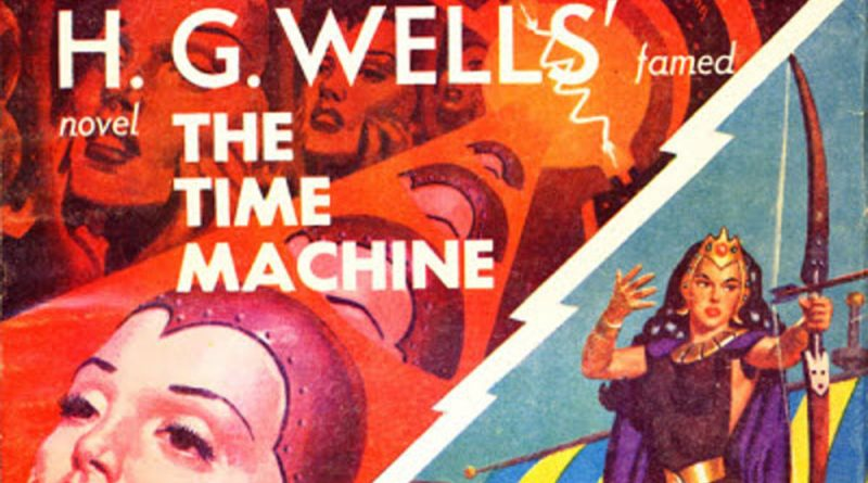 New mini-series will adapt H.G. Wells' 1895 story 'The Time Machine'