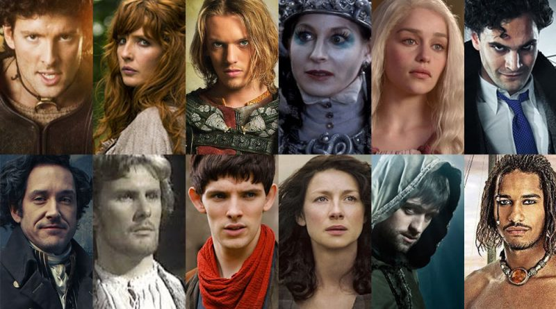 Poll: What's the best ever British fantasy period drama TV series? Vote here!