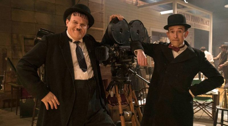 'Stan & Ollie' first look: John C. Reilly and Steve Coogan star as Laurel and Hardy