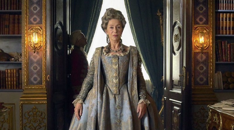 'Catherine the Great' first look: Helen Mirren stars as 18th century Russian Empress