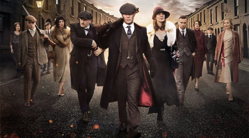 Are they making a 'Peaky Blinders' movie?