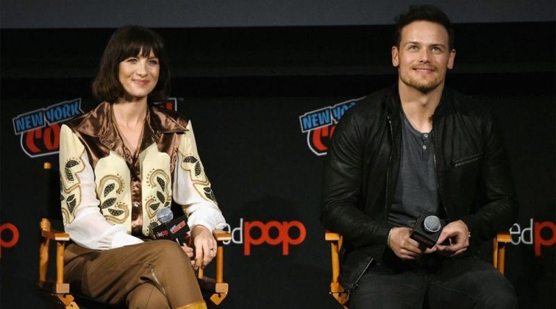 Watch a brilliant half-hour 'Outlander' Q&A with all the main cast about Season 4