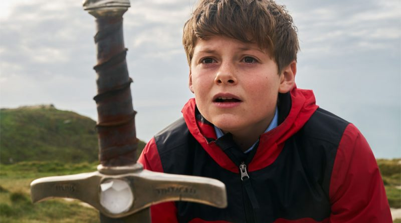 Arthurian adventure movie 'The Kid Who Would Be King' looks like a lot of fun
