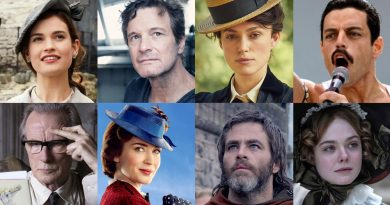 Poll: What was the best British period drama movie of 2018