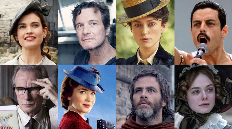 22 of the best British period drama movies of 2018 - British