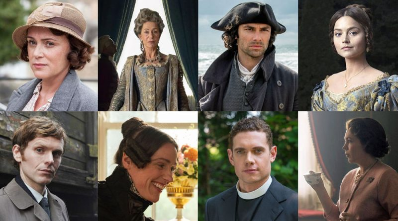 44 new British TV period drama series to watch in 2019 - British