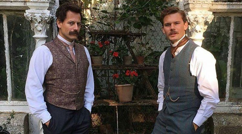 ผลการค้นหารูปภาพสำหรับ the professor and the madman film cast