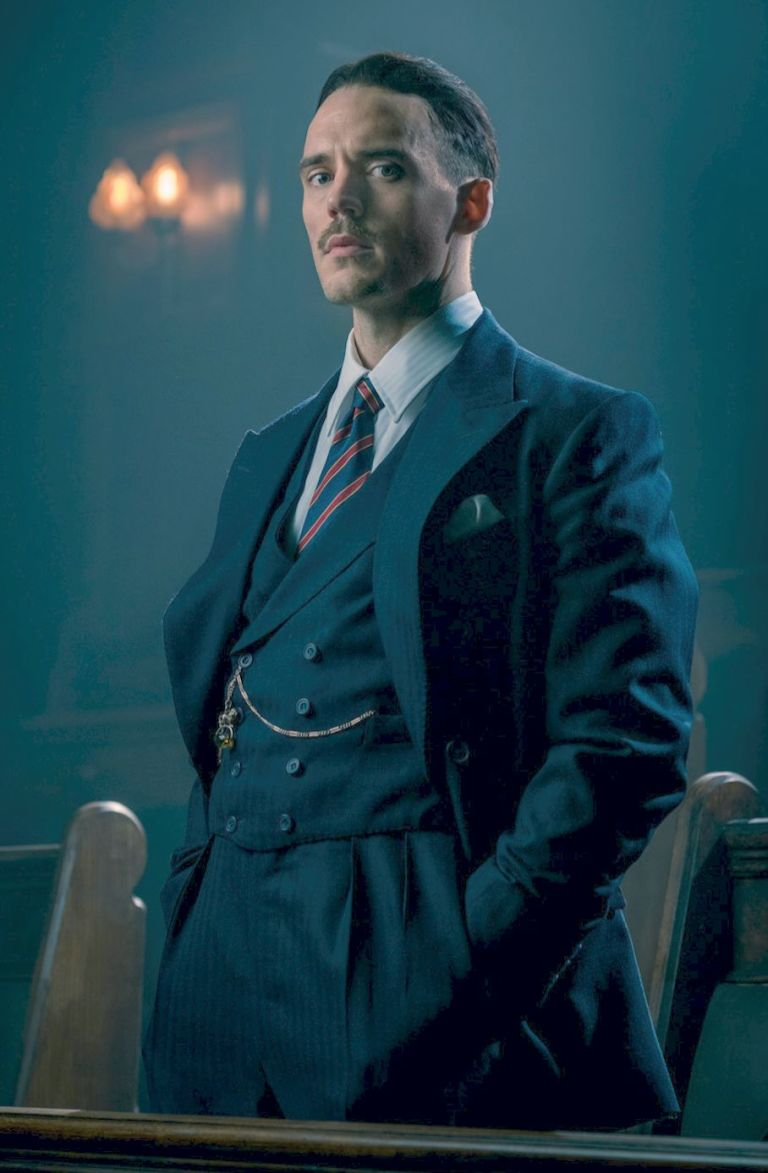 'Peaky Blinders' preview gallery: First look at the Season ...