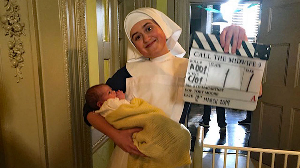 Call The Midwife Christmas 2019.Call The Midwife Heads To Scotland For Christmas 2019