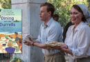 There's an official 'The Durrells' cookery book featuring the real Louisa's recipes