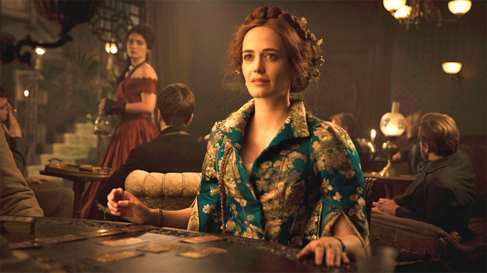 The Luminaries' pics: First look at Eva Green in BBC's New Zealand