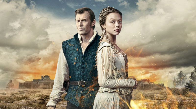 Jamestown' will come to an end with Season 3 - watch the trailer