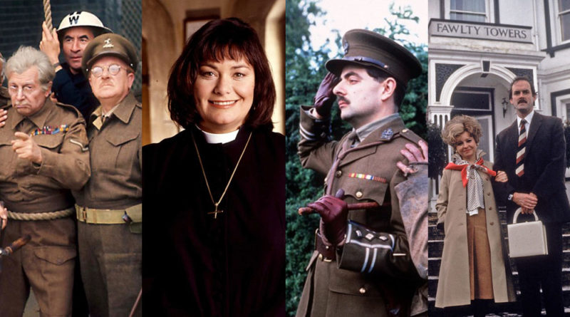 Top 20 best British TV sitcoms of all time revealed