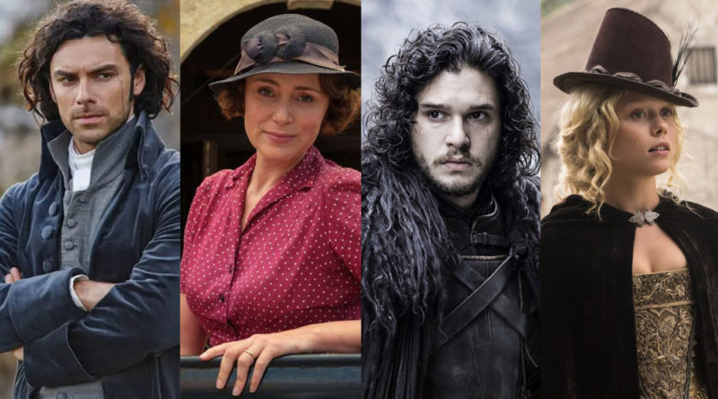 All these British period drama TV series are ending in 2019