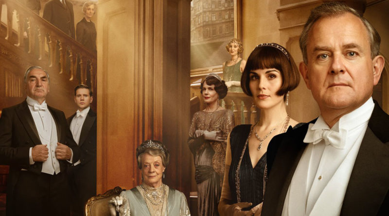cast of downton abbey movie 2020