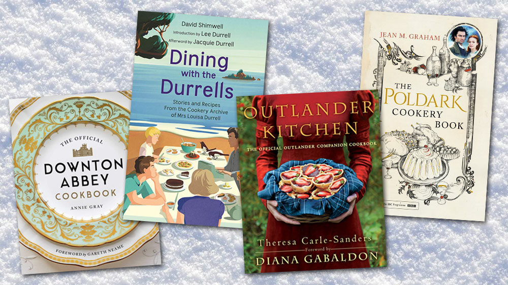 Christmas Gift Ideas: 10 Recipe Books For British Period