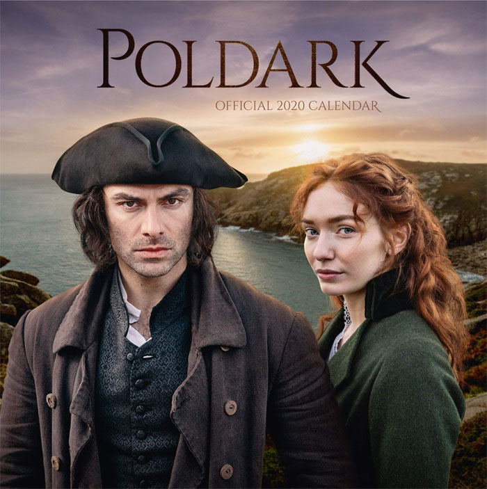 Poldark Christmas Episode 2020 Christmas gift ideas: 12 best 2020 calendars for British period