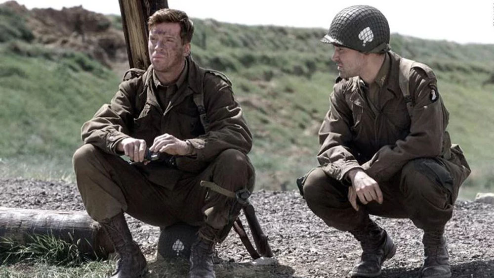 Steven Spielberg Is Making A Band Of Brothers Follow Up Series British Period Dramas
