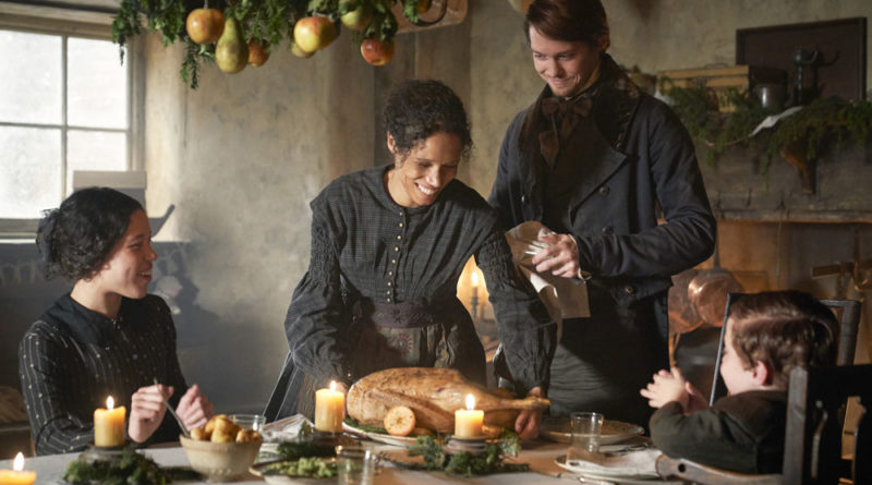 When does new 'A Christmas Carol' mini-series premiere in the US? - British Period Dramas
