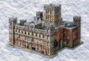 Have you tried this 'Downton Abbey' 3D jigsaw puzzle?