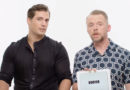 Watch Henry Cavill and Simon Pegg's funny guide to English slang
