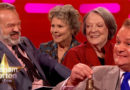 Watch 'Downton Abbey' cast's funniest ever 'Graham Norton Show' moments!