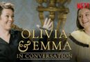 Watch 'The Crown' stars Olivia Colman and Emma Corrin interview each other